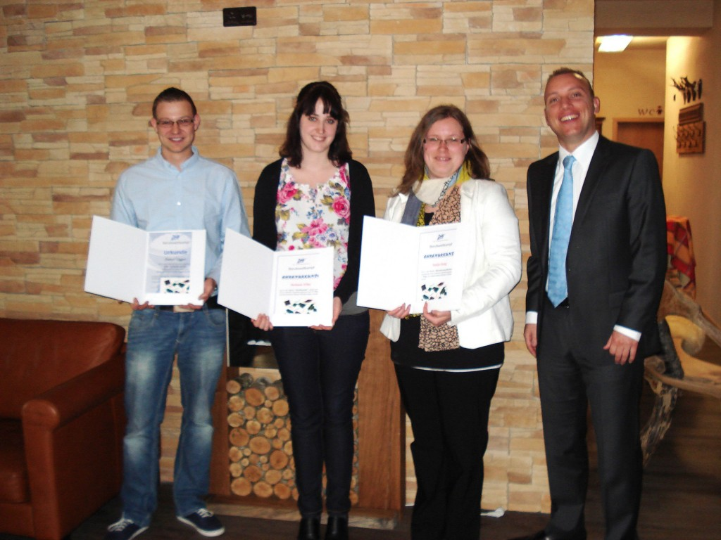 Utz Aktuell - DHV Berufswettkampf  01 - 02-2013
