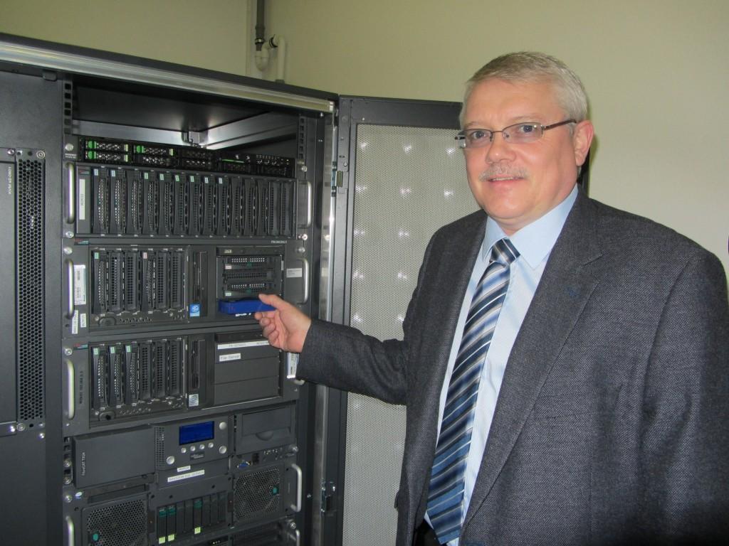 Utz Aktuell - Erweiterung IT-Abteilung  01 - 01-2013