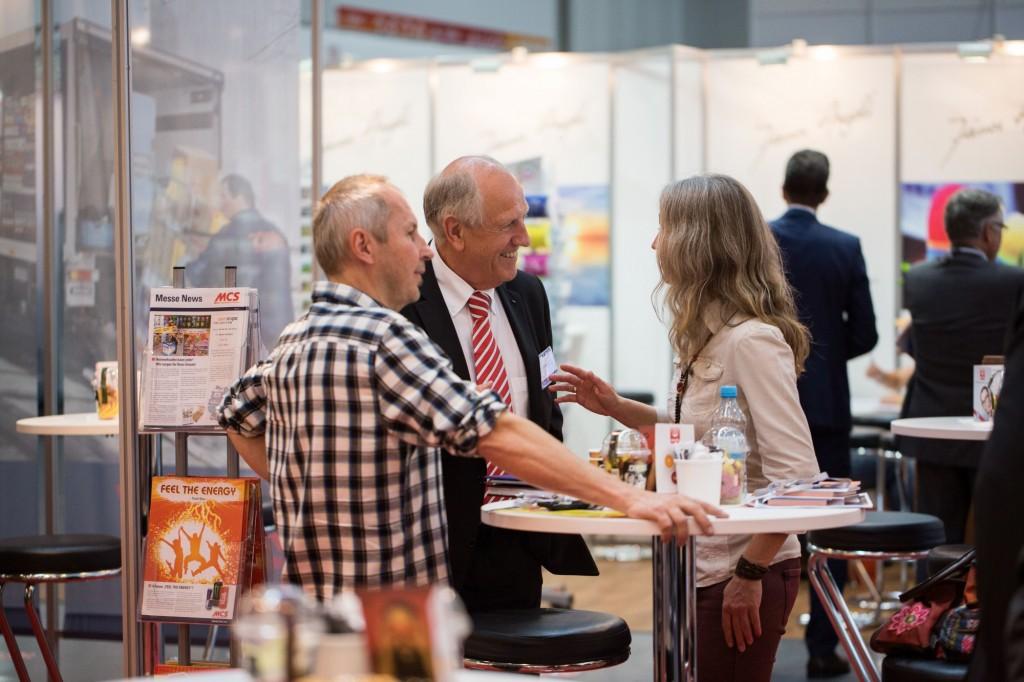 Utz Aktuell-Firma Utz auf der UNITI expo Messe in Stuttgart 01-22-2014