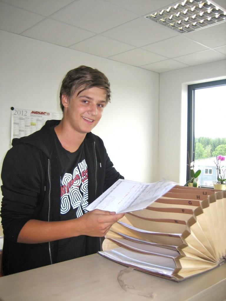 Utz Aktuell - Start in die Berufsausbildung 03 - 10-2012